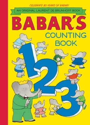 Babar's Counting Book  -     By: Laurent de Brunhoff