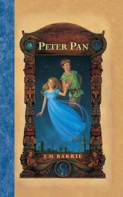 Peter Pan Complete Text - eBook  -     By: J.M. Barrie