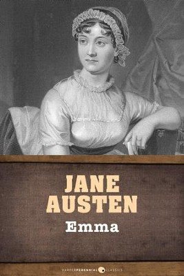 Emma - eBook  -     By: Jane Austen