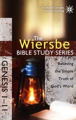 Genesis 1-11: The Warren Wiersbe Bible Study Series   -     By: Warren W. Wiersbe