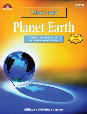 Discover! Planet Earth  -