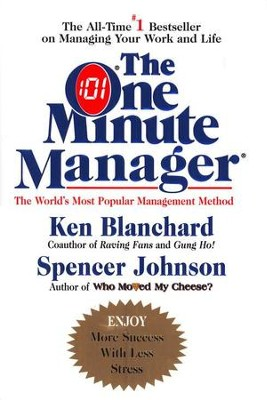The One Minute Manager: Revised Edition - eBook  -     By: Ken Blanchard Ph.D., Spencer Johnson M.D.