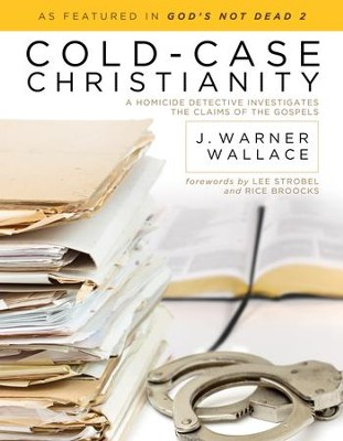 Cold-Case Christianity: A Homicide Detective Investigates the Claims of the Gospels - Slightly Imperfect  -     By: J. Warner Wallace