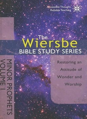 The Minor Prophets: The Wiersbe Bible Study Series   -     By: Warren W. Wiersbe