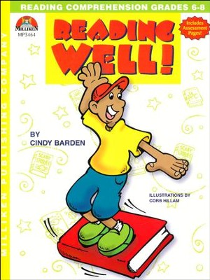 Reading Well Grades 6-8  -