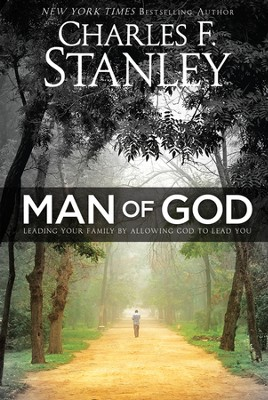 Man of God: Leading Your Family by Allowing God to Lead You - Slightly Imperfect  -     By: Charles F. Stanley