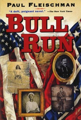 Bull Run - eBook  -     By: Paul Fleischman