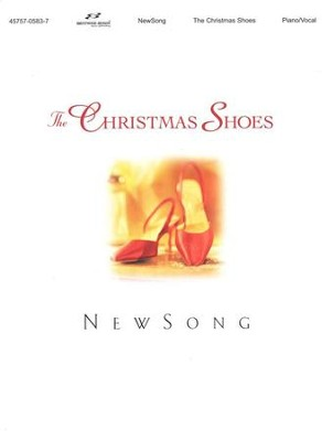 The Christmas Shoes, Folio   -     By: NewSong