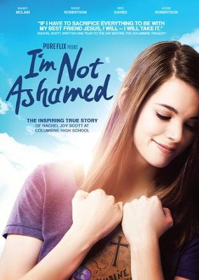 I'm Not Ashamed, DVD   -