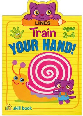 Train Your Hand! Lines   -