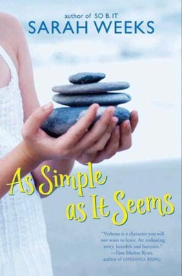 As Simple as It Seems - eBook  -     By: Sarah Weeks
