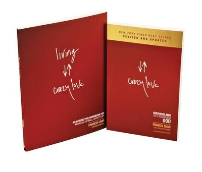 Crazy Love Revised and Updated Edition, Book and Workbook  -     By: Francis Chan