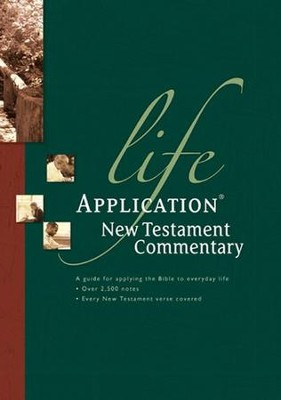 Life Application New Testament Commentary   -     Edited By: Bruce Barton
