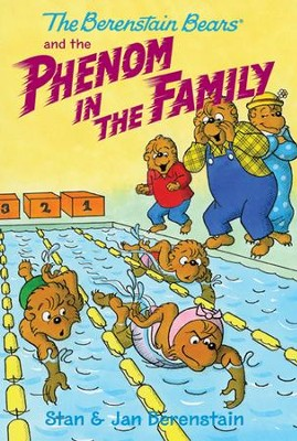 The Berenstain Bears Chapter Book: The Phenom in the Family - eBook  -     By: Stan Berenstain, Jan Berenstain     Illustrated By: Stan Berenstain, Jan Berenstain