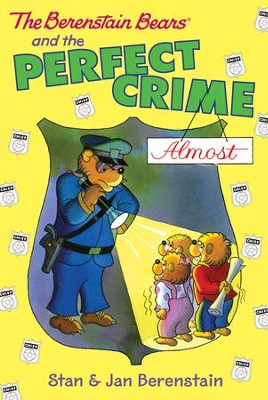 The Berenstain Bears Chapter Book: The Perfect Crime (Almost) - eBook  -     By: Stan Berenstain, Jan Berenstain     Illustrated By: Stan Berenstain, Jan Berenstain