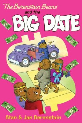 The Berenstain Bears Chapter Book: The Big Date - eBook  -     By: Stan Berenstain, Jan Berenstain     Illustrated By: Stan Berenstain, Jan Berenstain