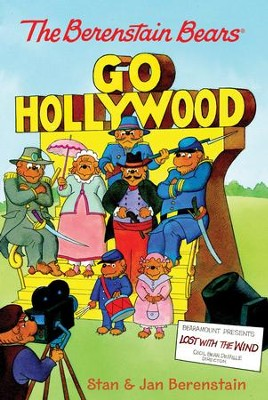 The Berenstain Bears Chapter Book: Go Hollywood - eBook  -     By: Stan Berenstain, Jan Berenstain     Illustrated By: Stan Berenstain, Jan Berenstain