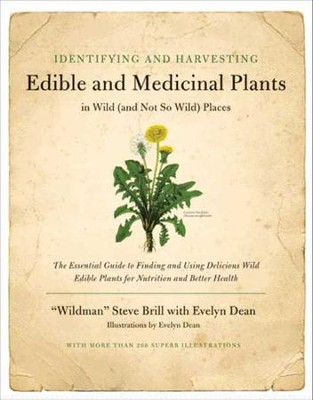 Identifying & Harvesting Edible and Medicinal Plants - eBook  -     By: Steve Brill, Evelyn Dean