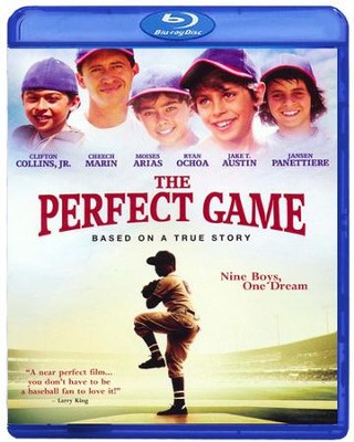 The Perfect Game, Blu-ray    -