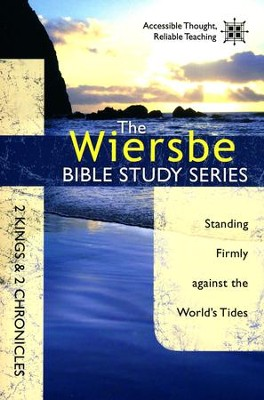2 Kings & 2 Chronicles, Wiersbe Bible Study  -     By: Warren W. Wiersbe