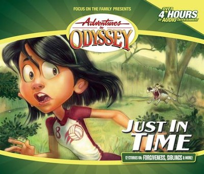Adventures in Odyssey ® #9: Just in Time  -