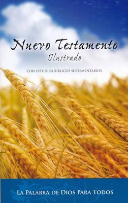 ERV Illustrated Paperback New Testament   -