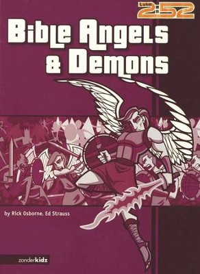 Bible Angels & Demons   -     By: Rick Osborne, Ed Strauss