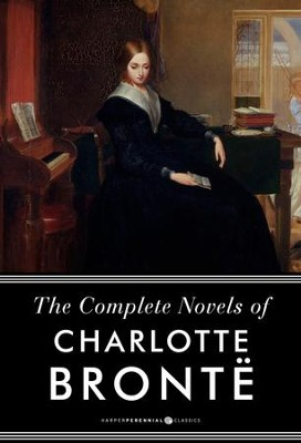 The Complete Works of Charlotte Bronte: Jane Eyre, Shirley, Villette, and The P - eBook  -     By: Charlotte Bronte
