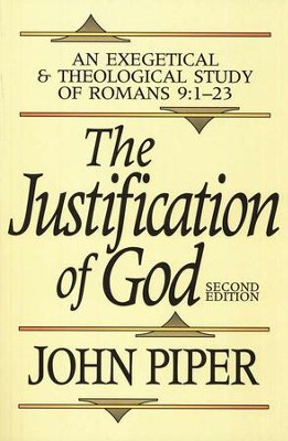 Justification of God   -     By: John Piper