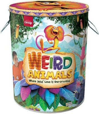 Weird Animals VBS Ultimate Starter Kit  -
