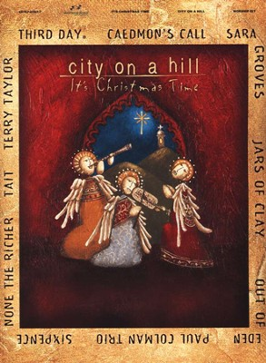 City On A Hill: It's Christmas Time, Folio   -
