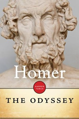 The Odyssey - eBook  -     By: Homer