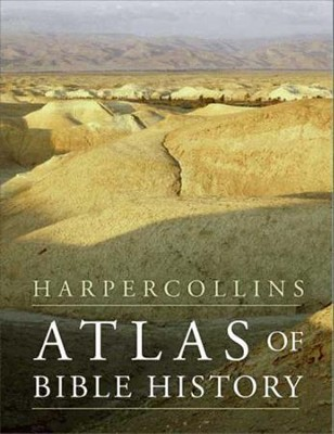 HarperCollins Atlas of Bible History - eBook  -     By: James B. Pritchard