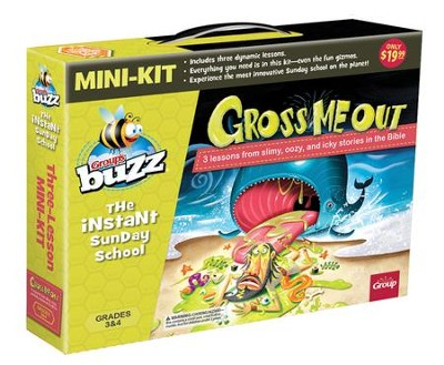 Buzz Mini Kit: Gross Me Out (Grades 3 & 4)   -