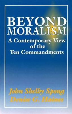 Beyond Moralism - eBook  -     By: John Shelby Spong
