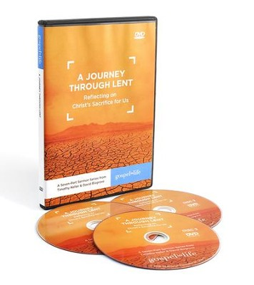 A Journey through Lent DVD   -     By: Timothy Keller, David Bisgrove, Redeemer Presbyterian Church