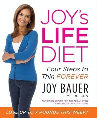 Your Inner Skinny: Four Steps to Thin Forever - eBook  -     By: Joy Bauer