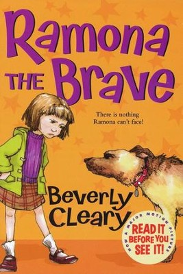 #3: Ramona the Brave  -     By: Beverly Cleary