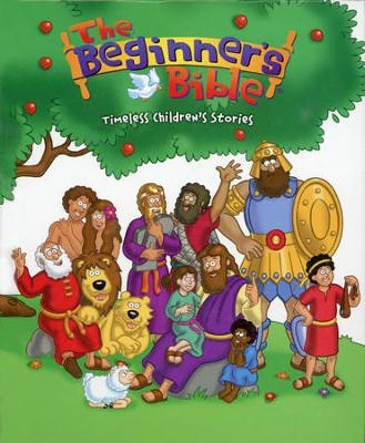 The Beginner's Bible: Timeless Children's Stories (slightly imperfect)  -     By: Karyn Henley
