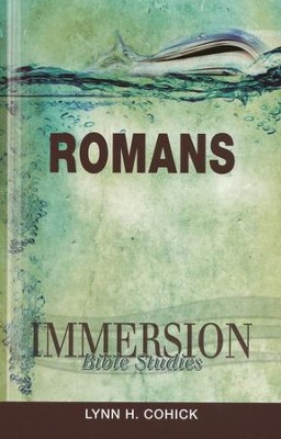 Immersion Bible Studies: Romans  -     Edited By: Jack A. Keller     By: Lynn H. Cohick