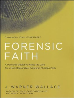 Forensic Faith - Slightly Imperfect  -     By: J. Warner Wallace