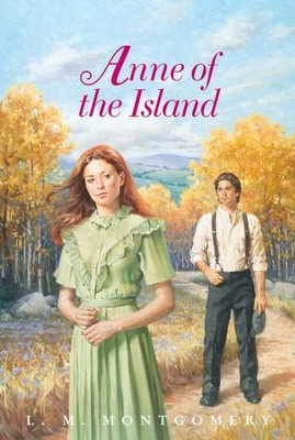Anne of the Island Complete Text - eBook  -     By: L.M. Montgomery