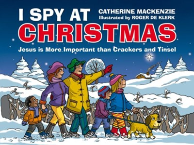 I Spy at Christmas  -     By: Catherine Mackenzie
