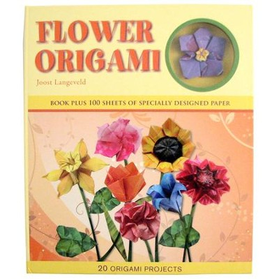 Flower Origami Kit   -     By: Joost Langeveld