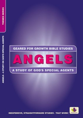 Angels: A Study of God's Special Agents  -     By: Graham M. Trice