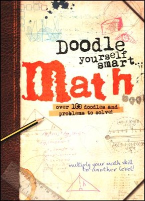 Doodle Yourself Smart: Math   -