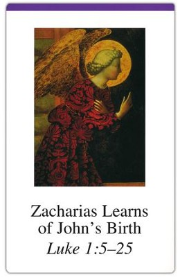 Veritas Press Bible Cards: Gospels  -