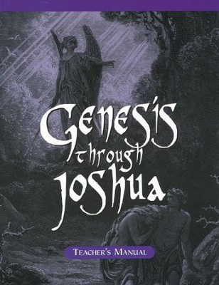 Genesis Through Joshua: Homeschool Teacher's Manual   -     By: Marlin Detweiler, Laurie Detweiler