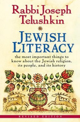Jewish Literacy - eBook  -     By: Joseph Telushkin