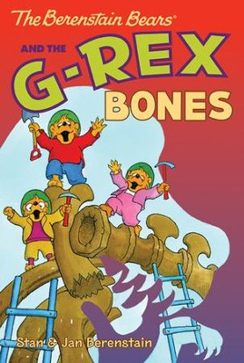 The Berenstain Bears Chapter Book: The G-Rex Bones - eBook  -     By: Stan Berenstain, Jan Berenstain     Illustrated By: Stan Berenstain, Jan Berenstain
